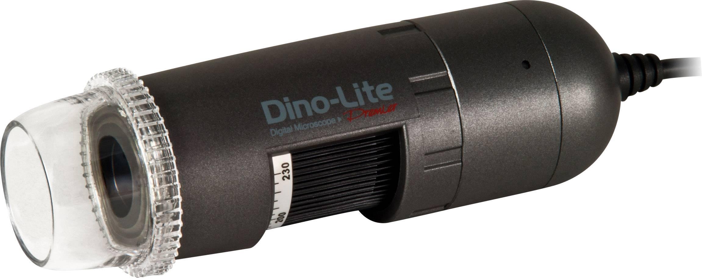 USB mikroskop Dino Lite AM4112PZT AM4112PZT, Digitální zvětšení (max.): 200 x