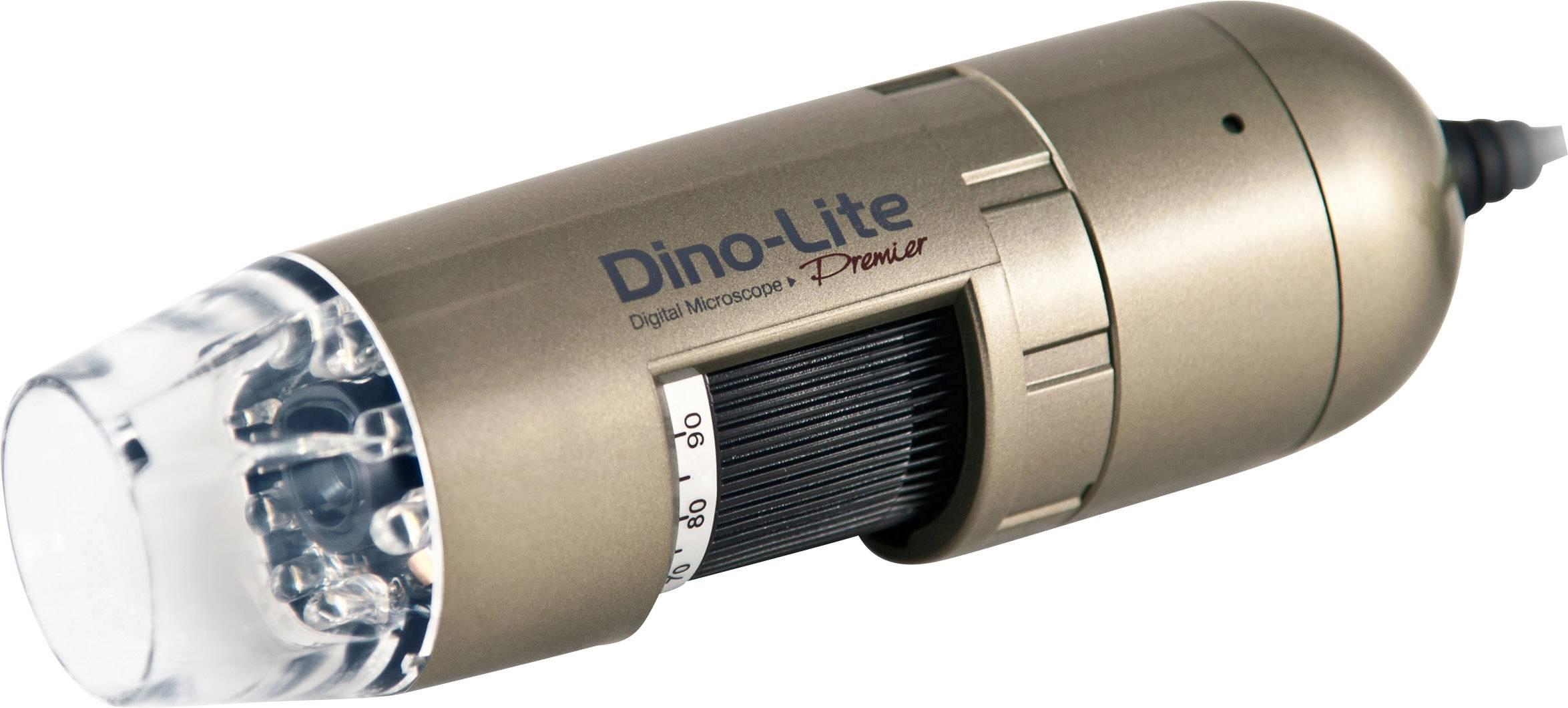USB mikroskop Dino Lite 1.3 MPix zväčšenie 90 x