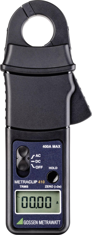 Digitálne/y prúdové kliešte, ručný multimeter Gossen Metrawatt METRACLIP 410 M320B