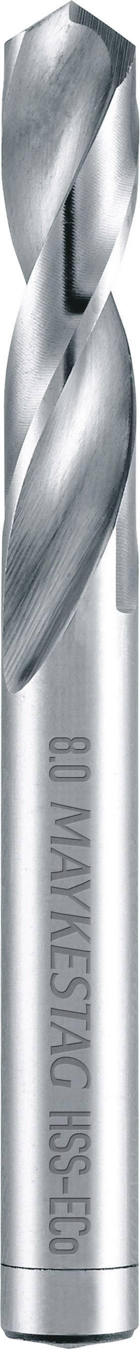 Kovový spirálový vrták Alpen 92100300100, 3 mm, 46 mm, N/A, HSS-E, 1 ks