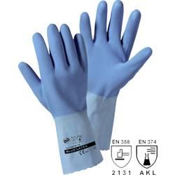 Pracovní rukavice L+D blauw latex 1489 855d3ad540