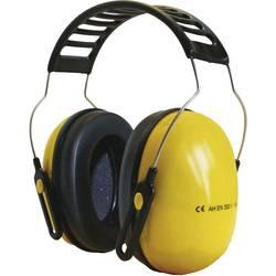 Mušlový chránič sluchu L+D Upixx Arton Metall 2645, 23 dB, 1 ks