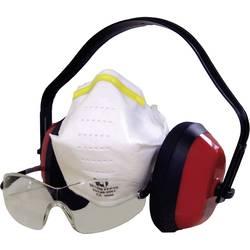 Mušlový chránič sluchu L+D Upixx Security Set 2649, 23 dB, 1 sada