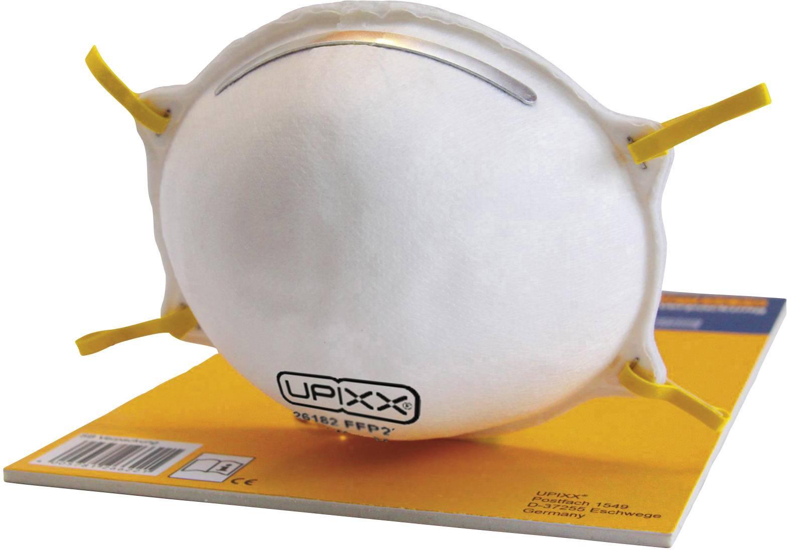 Respirátor proti jemnému prachu Upixx 26093, 1 ks