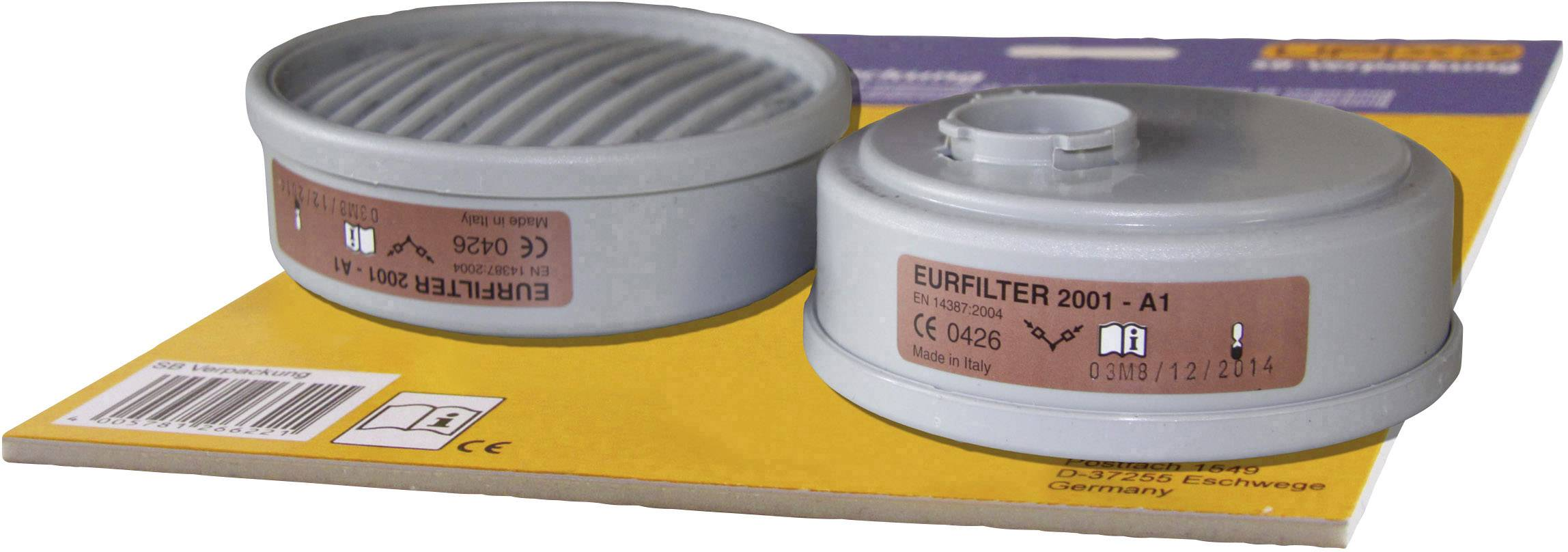 Plynový filtr Upixx EURFILTER ETNA 26244, A1, 2 ks
