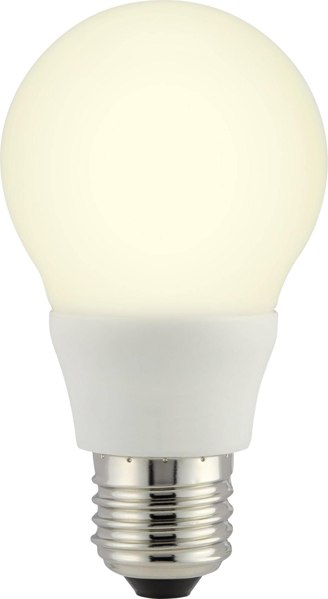 LED žiarovka 110 mm sygonix 230 V E27 6.5 W = 40 W 1 ks