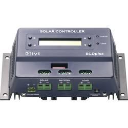 Solární regulátor nabíjení IVT SCDplus 15A 200041, 15 A, 12 V, 24 V
