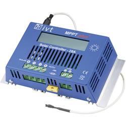 Solárny regulátor nabíjania IVT MPPTplus 20A 200036, 20 A, 12 V, 24 V