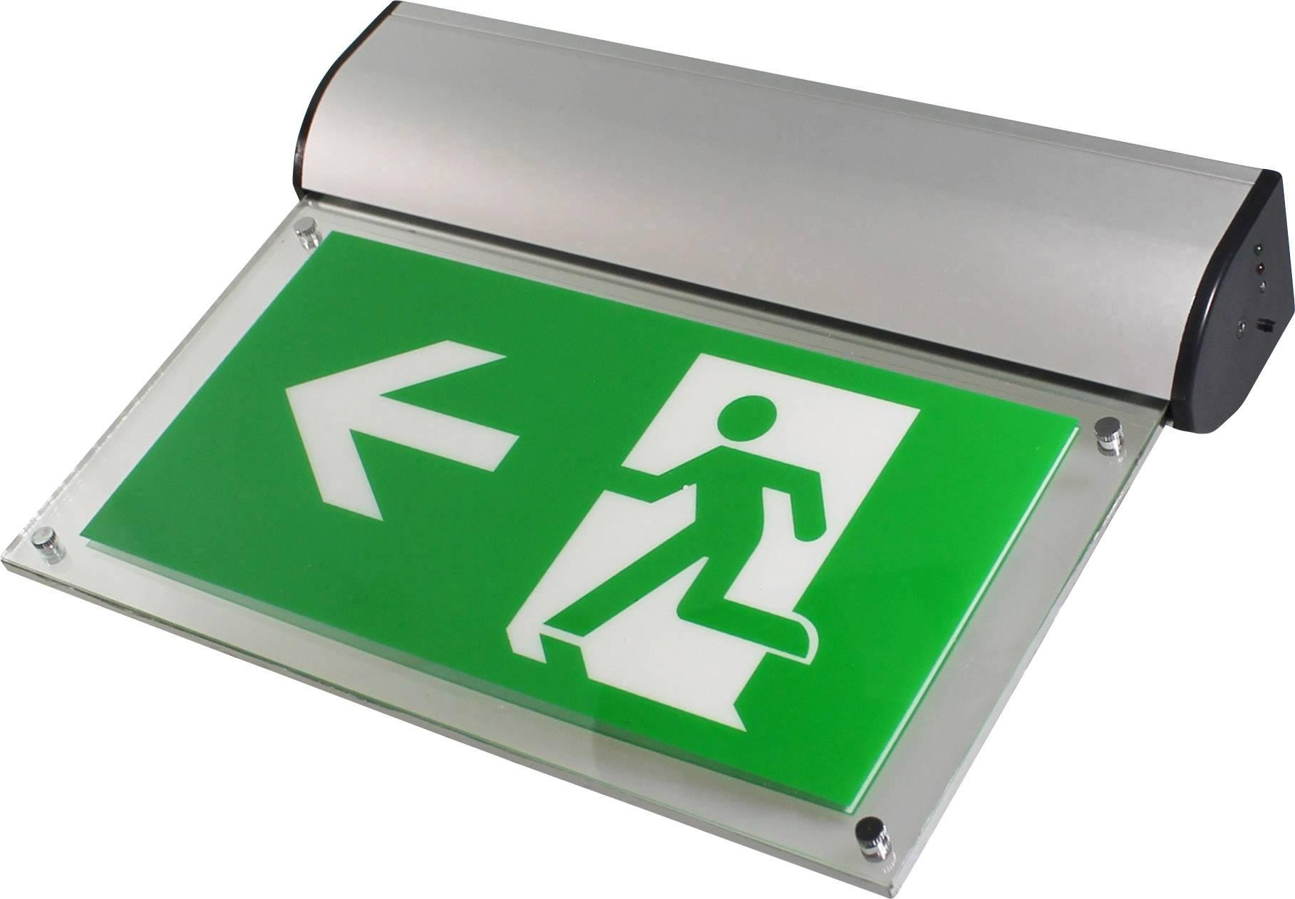 Nouzové osvětlení únikových cest Sensorit Senso-Exit Premium AL