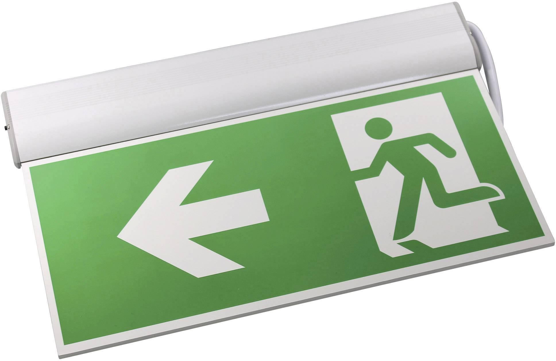 Nouzové osvětlení únikových cest Sensorit Senso-Exit Vit Standard W