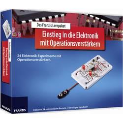 Výuková sada Franzis Verlag Leerpakket electronica 65254, od 14 let