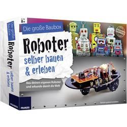 Výuková sada Franzis Verlag Robot-zelfbouwpakket 65267, od 8 let