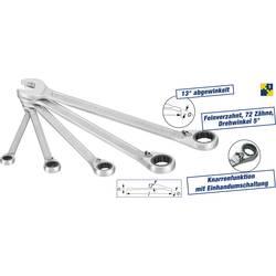 Sada ráčnových klíčů Hazet 606/5, 8 - 19 mm, 5dílná