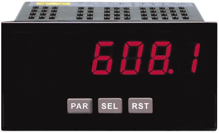 Panelový čítač/tachometr Wachendorff PAXLCR, 50 - 250 V/AC / 21.6 - 250 V/DC, 92 x 45 mm
