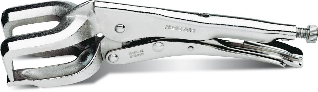 Svářečské samosvorné kleště Hazet 758-1, 35 - 70 mm, 280 mm