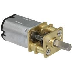 Sol Expert G50-12V mikropřevodovka kovová ozubená kola 1:50 60 - 720 ot./min
