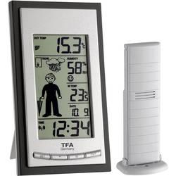 Digitální bezdrátová meteostanice TFA Dostmann Weather Boy 35.1084, Max. dosah 100 m