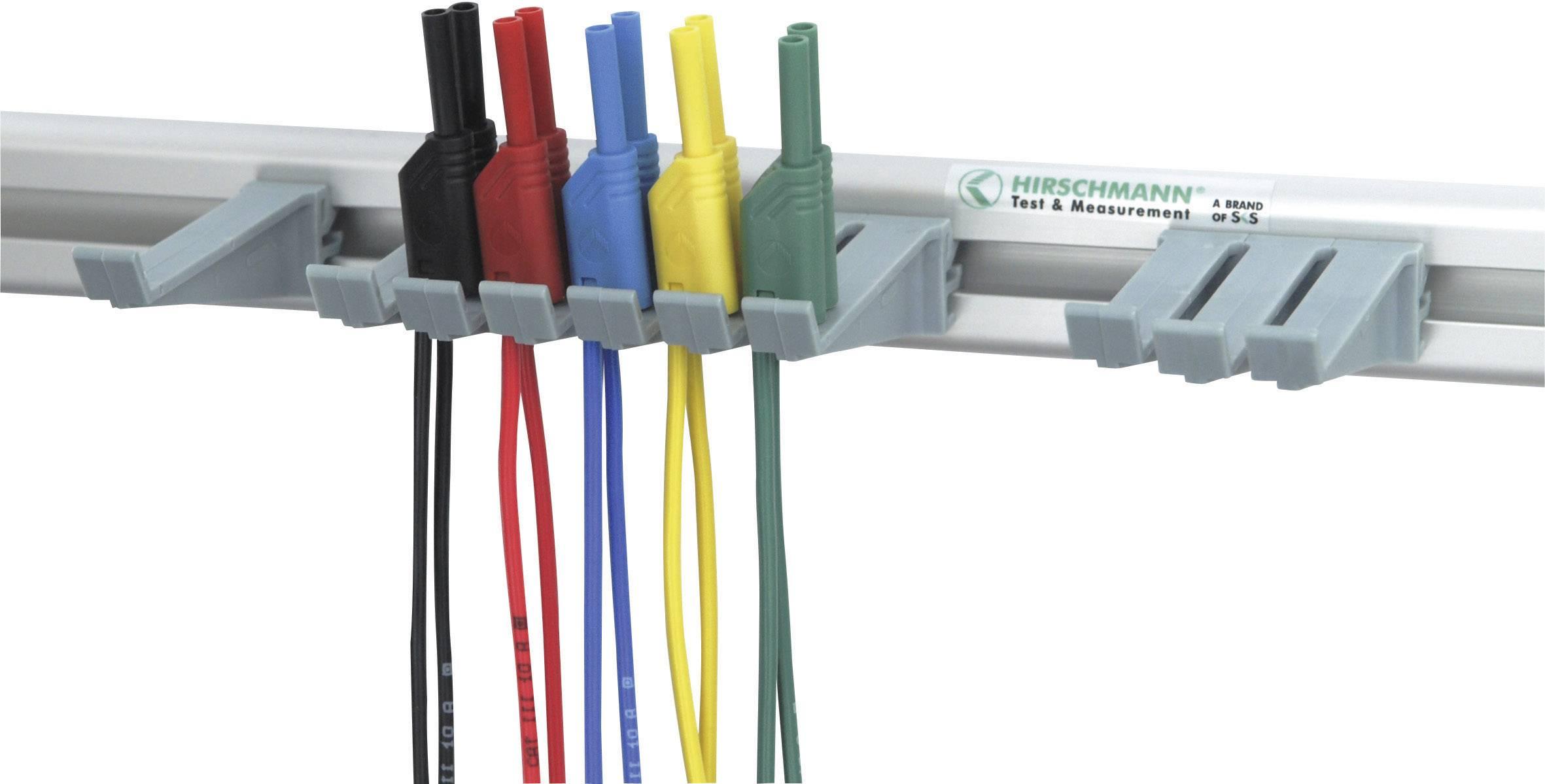 Sada meracích káblov s držiakom na stenu SKS Hirschmann PMS 2 S LMLH MVL