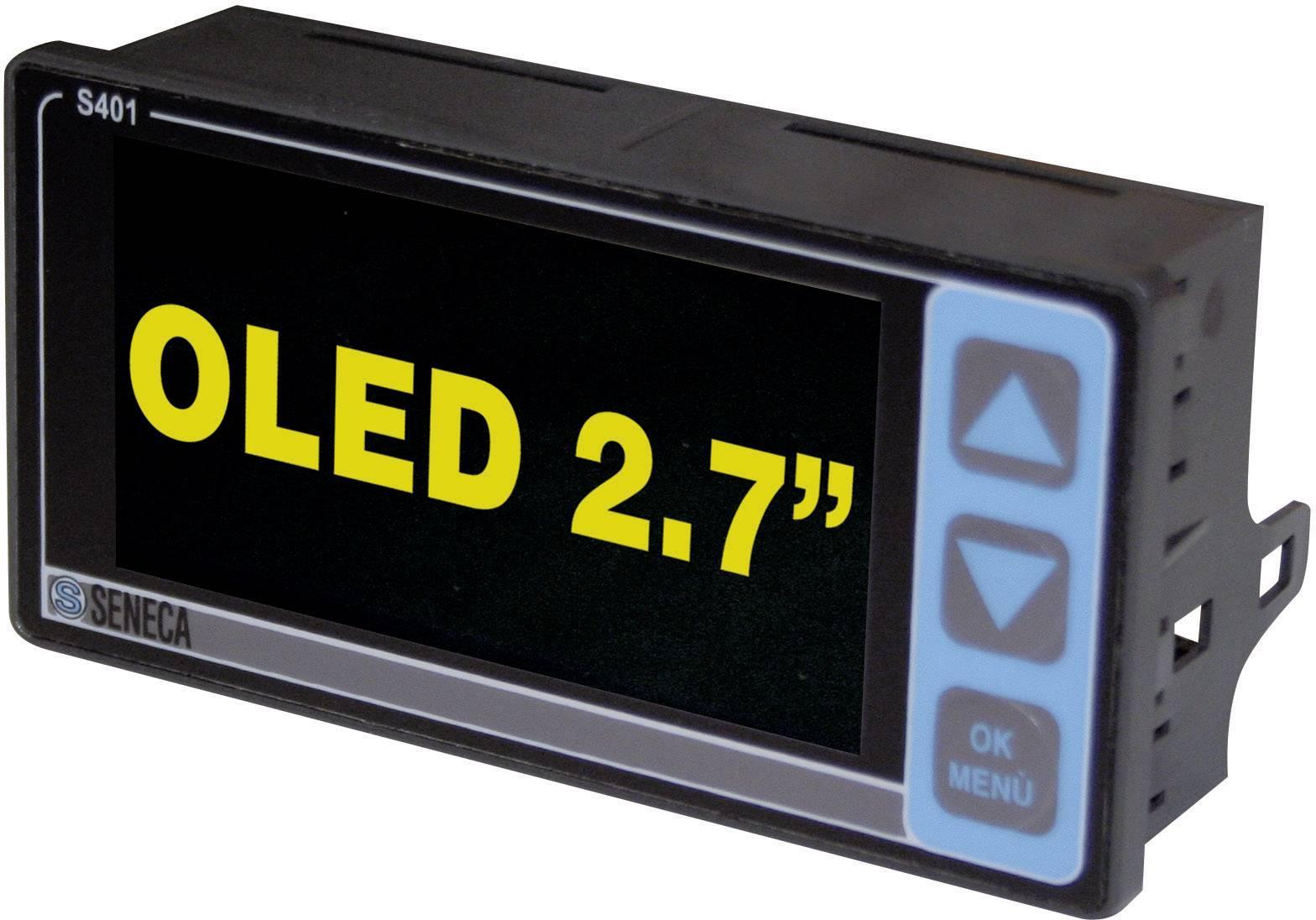 OLED digitálny ukazovateľ Wachendorff WS401L