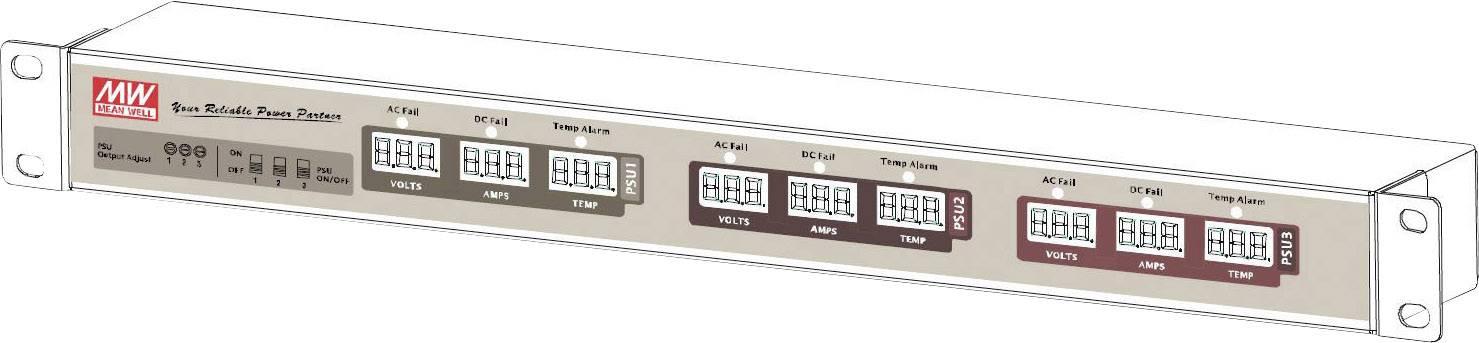Mean Well RCP-MU RCP-MU/440.00 mm