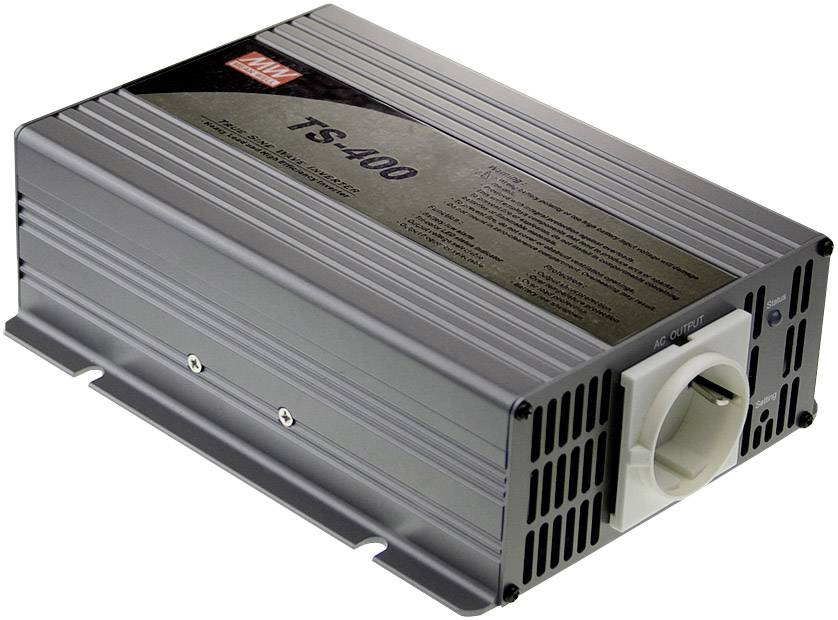 Měnič napětí Mean Well TS-400-224B, 400 W, 24 V/DC/400 W