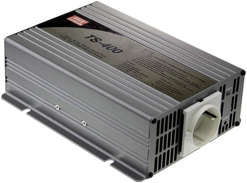 Menič napätia DC / AC Mean Well TS-400-212B, 400 W, 12 V/DC/400 W