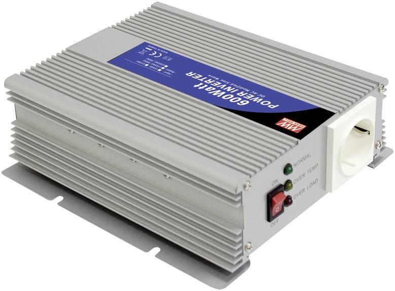 Měnič napětí Mean Well A301-600-F3, 600 W, 12 V/DC/600 W