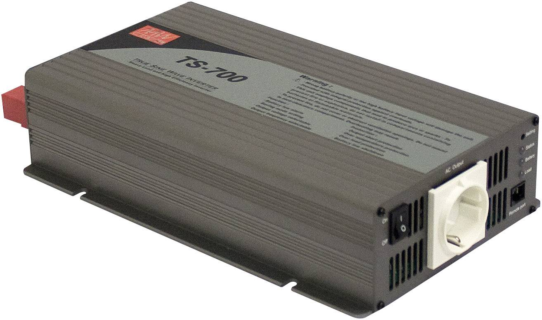 Měnič napětí Mean Well TS-700-248B, 700 W, 48 V/DC/700 W