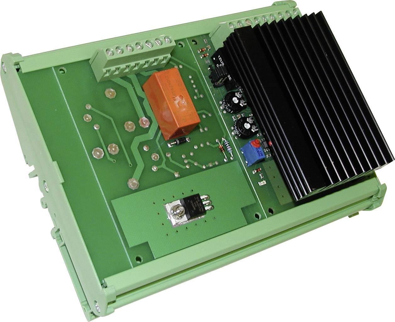 Regulátor otáčok pre DC motory EPH Elektronik GS24S/06/M/DW 360B.06.2/2225, 6 A, 24 V/DC