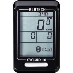 Bezdrátový cyklopočítač Alatech Cyclaid 10 s Bluetooth
