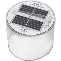 Solární stolní lampa teplá bílá 1295664 transparentní