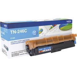 Toner originál Brother TN-246C azurová Maximální rozsah stárnek 2200 Seiten