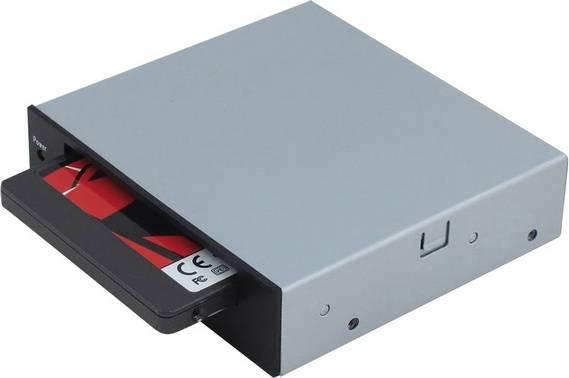 """Adaptér pro umístění 2,5"""" pevného disku do 3,5"""" pozice Renkforce"""