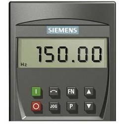 Základní ovládací panel Siemens, 6SE6400-0BP00-0AA1