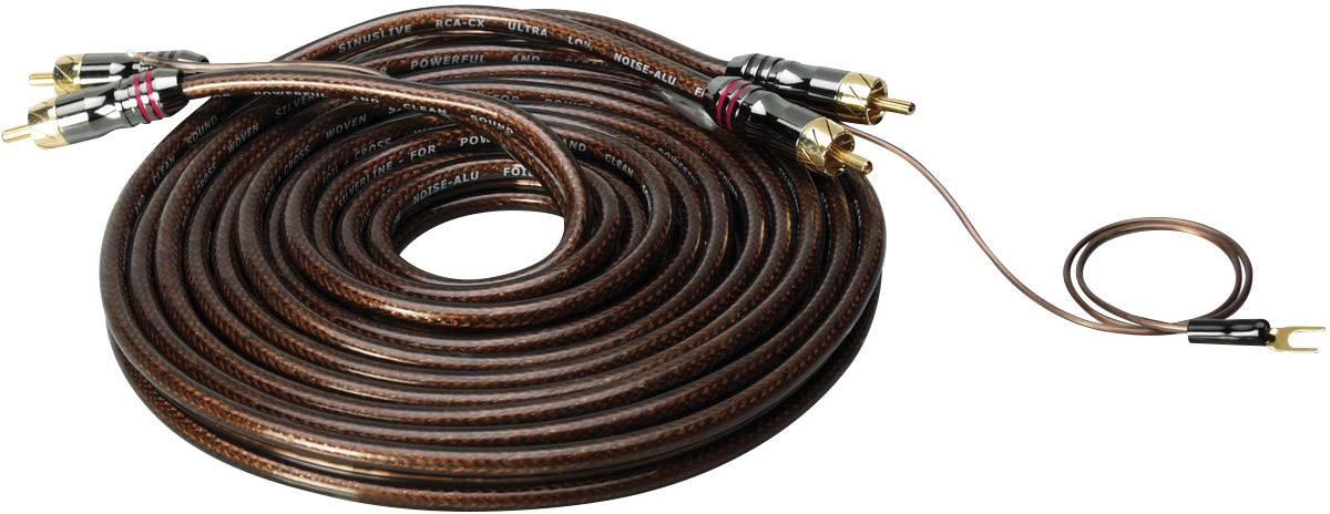 Kábel cinch Sinus Live CX-50, 14075, 2x zástrčka ⇔ 2x zástrčka, 5 m