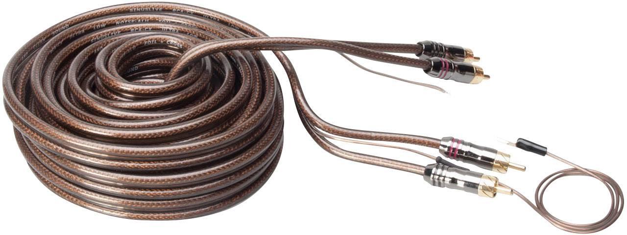 Kábel cinch Sinus Live CX-65, 14076, 2x zástrčka ⇔ 2x zástrčka, 6,5 m
