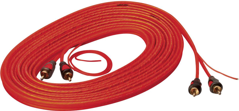 Kábel cinch Sinus Live CK-65, 14084, 2x zástrčka ⇔ 2x zástrčka, 6,5 m