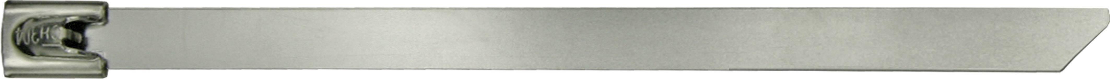 Ocelový stahovací pásek Kunzer 7EKB360, 360 x 7,9 mm, 10 ks