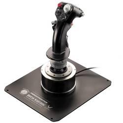 Joystick k leteckému simulátoru Thrustmaster HOTAS Warthog™ USB PC černá