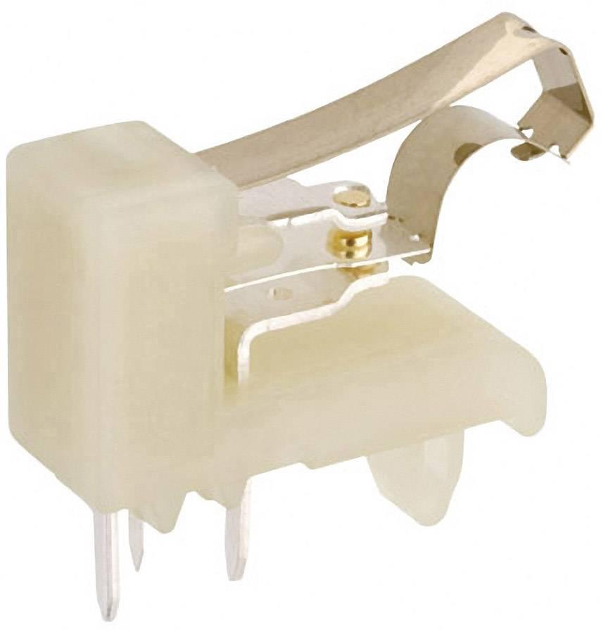 Mikrospínač - páka s rolnou Marquardt 01010.4103-01, 250 V/AC, 2 A