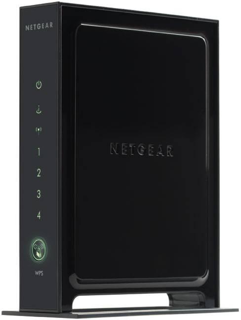 Wi-Fi router NETGEAR WNR2000, 2.4 GHz, 300 Mbit/s