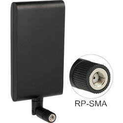 Wi-Fi plochá anténa 10 dB 2.4 GHz, 5 GHz Delock 88904