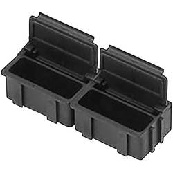 ESD SMD box vodivý Bernstein 9-322-VE10, (d x š x v) 37 x 12 x 15 mm