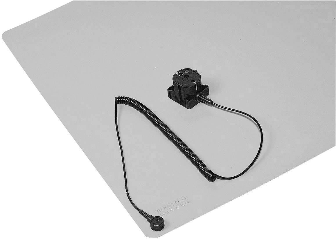 Sada ESD podložky na stůl Bernstein 9-367, (d x š) 450 mm x 600 mm