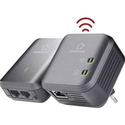 Sada adaptérov Powerline Wi-Fi RENKFORCE PL500D, 500 MBit / s, Kit