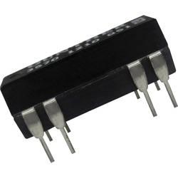 Relé s jazýčkovým kontaktem Comus 3572-1220-051, 3572-1220-051, 2 spínací kontakty, 5 V/DC, 0.5 A, 10 W, DIP-14