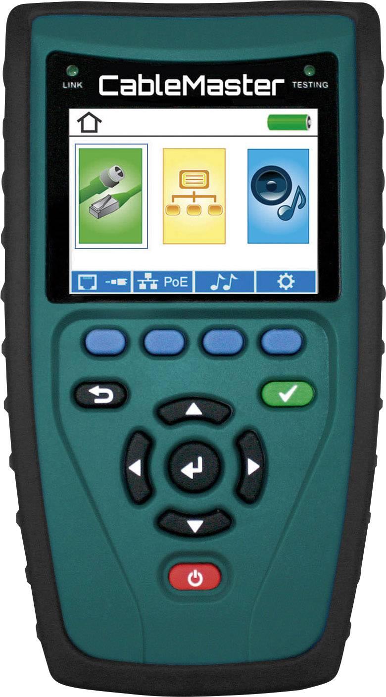 Tester kabelů Psiber Data CableMaster 600 PD_CM600
