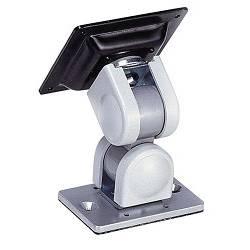 """Držák na zeď pro monitor NewStar FPMA-DTBW200, 25,4 cm (10"""") - 76,2 cm (30""""), stříbrná"""