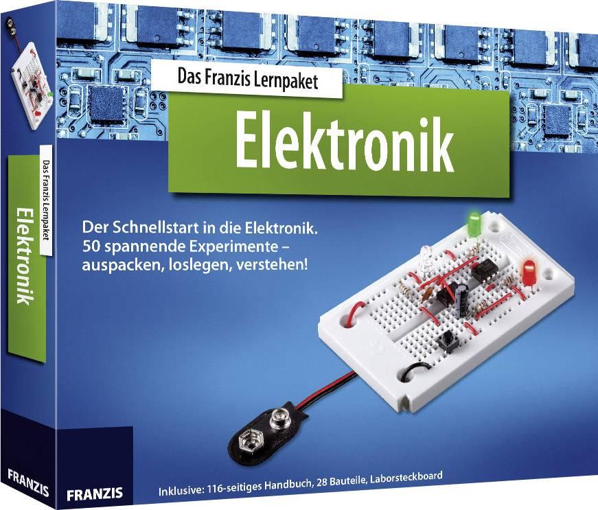 Náučná stavebnica pre elektroniky Franzis 65272, od 14 rokov