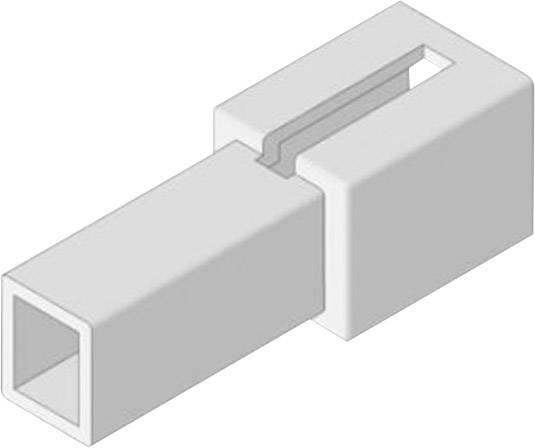 Izolačná objímka Vogt Verbindungstechnik 3931z1pa, biela, 0.50 mm² – 1 mm², 1 ks